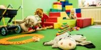 Dětské oddělení - herna