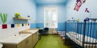 Dětské oddělení - pokoj