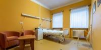 Gynekologické oddělení - pokoj