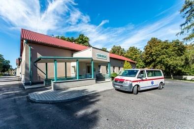 Nemocnice Žatec, o.p.s.